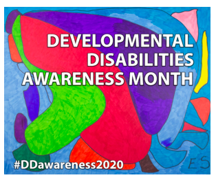 Celebrate Developmental  Disabilities Awareness Month with the Charles Lea Center Foundation