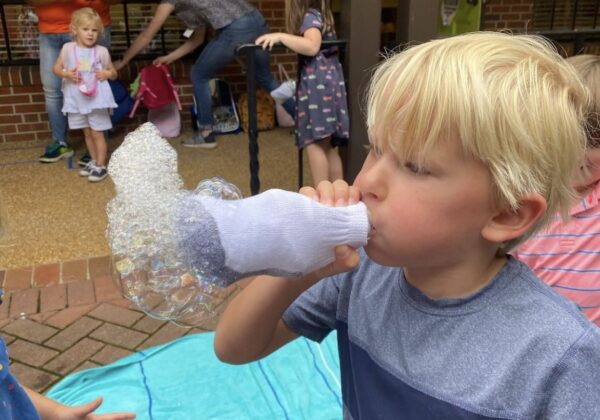A new way to Bubble!